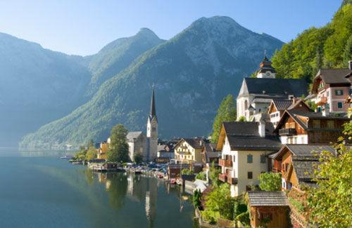 Австрия — прекрасная страна, как для инвесторов так и для туристов