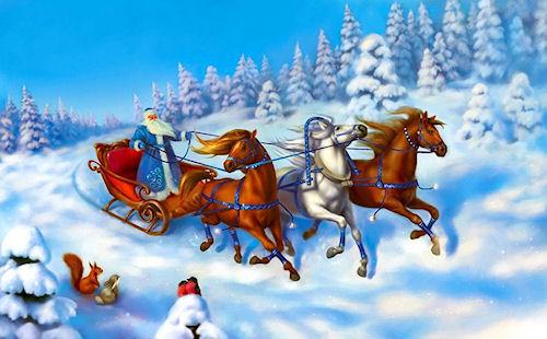 Новогодняя бизнес-идея: Дед Мороз по вызову