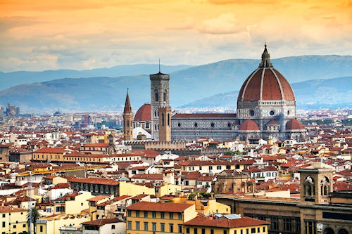 Флоренция – жемчужина Италии