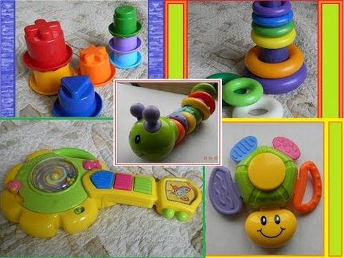 Какие игрушки выбрать для 6-месячного малыша?