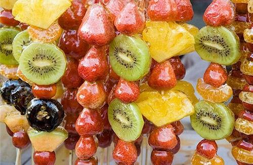 Сладости для радости. Из чего делают цветные цукаты?