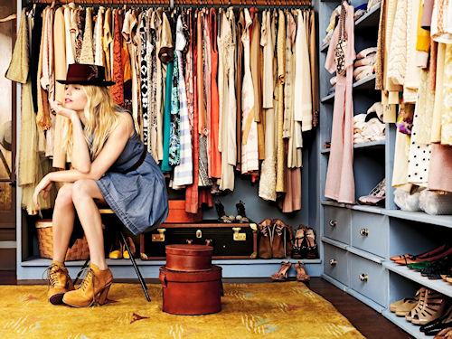 Излишества современного гардероба