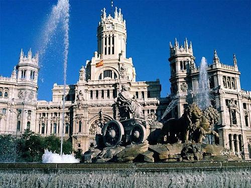 Мадрид – солнечный город Испании