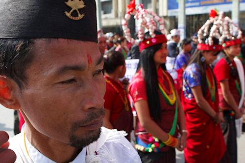 Встреча Нового Года в Непале