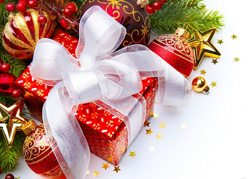 Новогодний подарок. Выбор