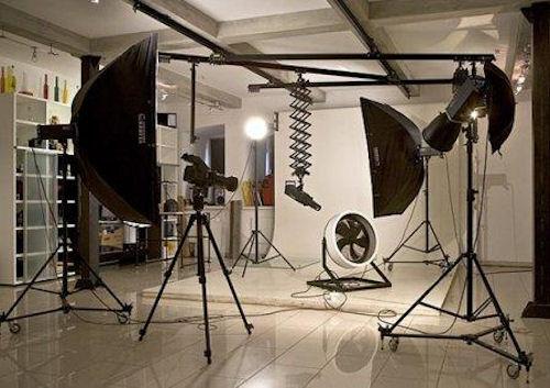 Открытие фотостудии – отличная идея для вашего бизнеса