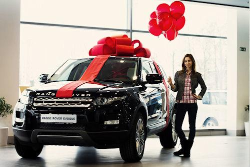 Для машины подарки