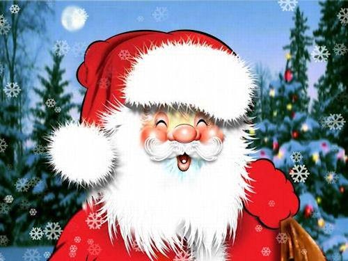 Правила поведения Деда мороза