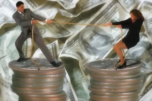 Расчет семейного бюджета или деньги любят счет