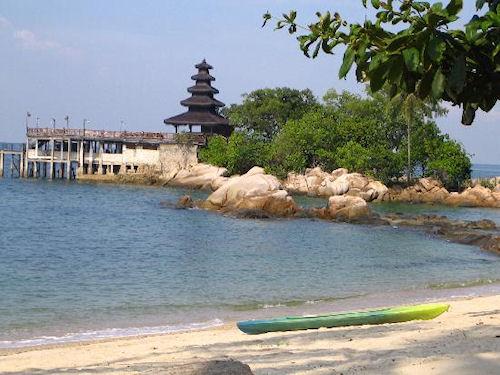 Сказочный остров Батам