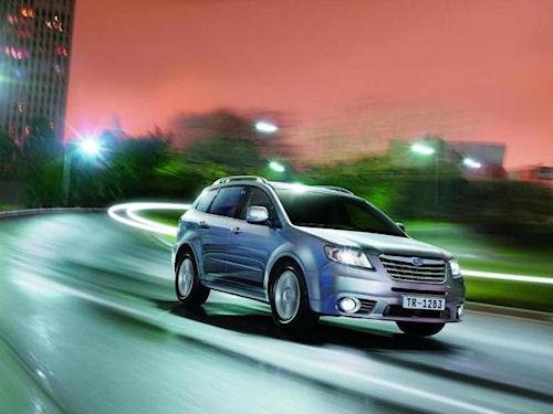Американские дилеры Subaru требуют от марки возродить модель Tribeca