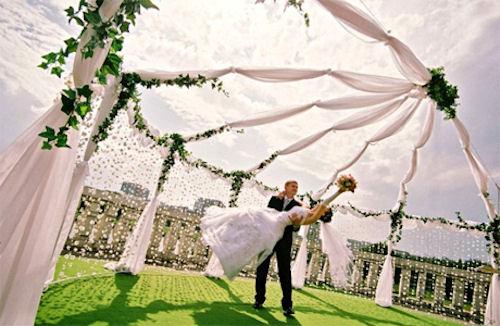 Организация свадьбы – дело для двоих