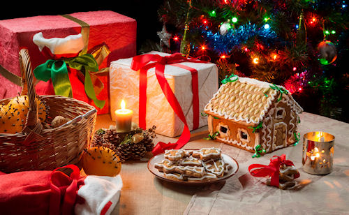 Несколько советов по выбору подаков для близких на Рождество