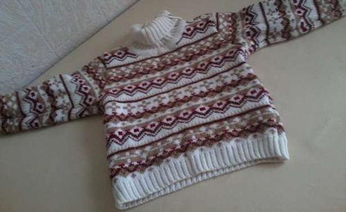 Холода наступают: выбираем красивый зимний свитер