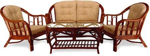 Выбираем мебель из ротанга