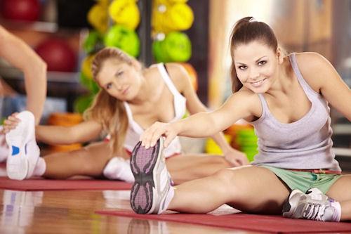 Физическая нагрузка при похудении
