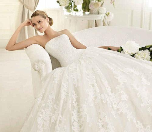 Свадебные платья и аксессуары 2017