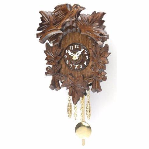 Ретро-часы с кукушкой от современных авторов из наилучших материалов