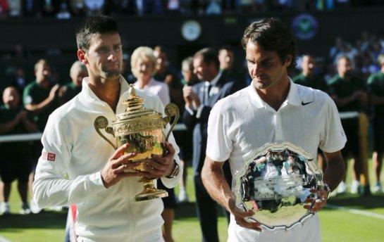 Федерер может стать 8-кратным победителем Уимблдона