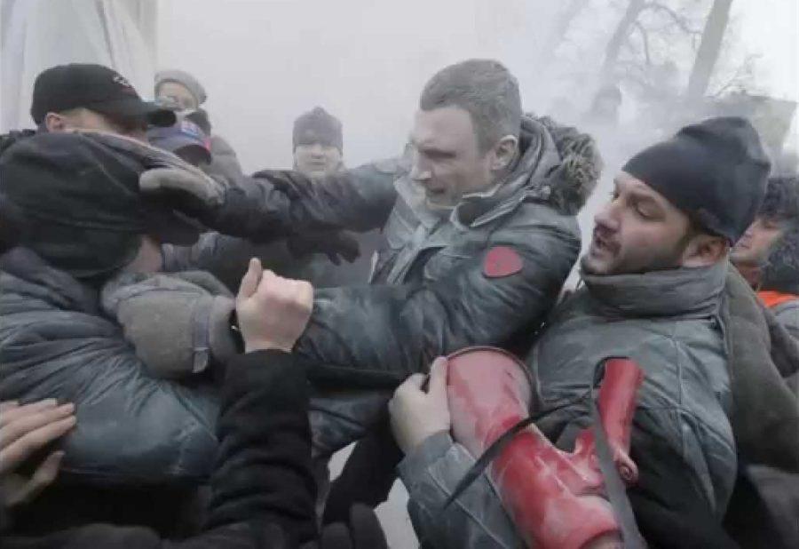Болевые точки: Украина, Майдан, лидер